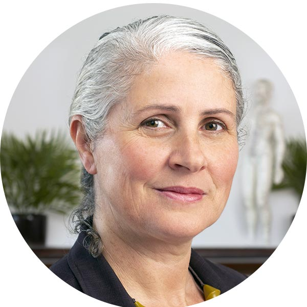 Doctor Lia Conti - Osteopath